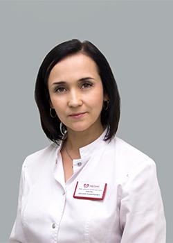 Ершова Наталия Парфиньевна