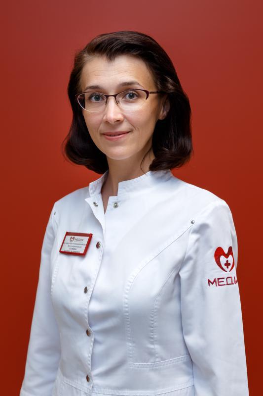 Салмина Марина Валериевна