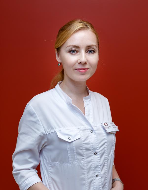 Семенова Алевтина Юрьевна