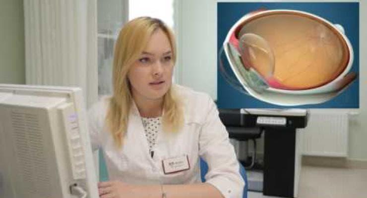 Embedded thumbnail for Синдром красного глаза (Хочу быть здоровым!)